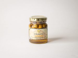 Honey with Roasted Almonds 180g